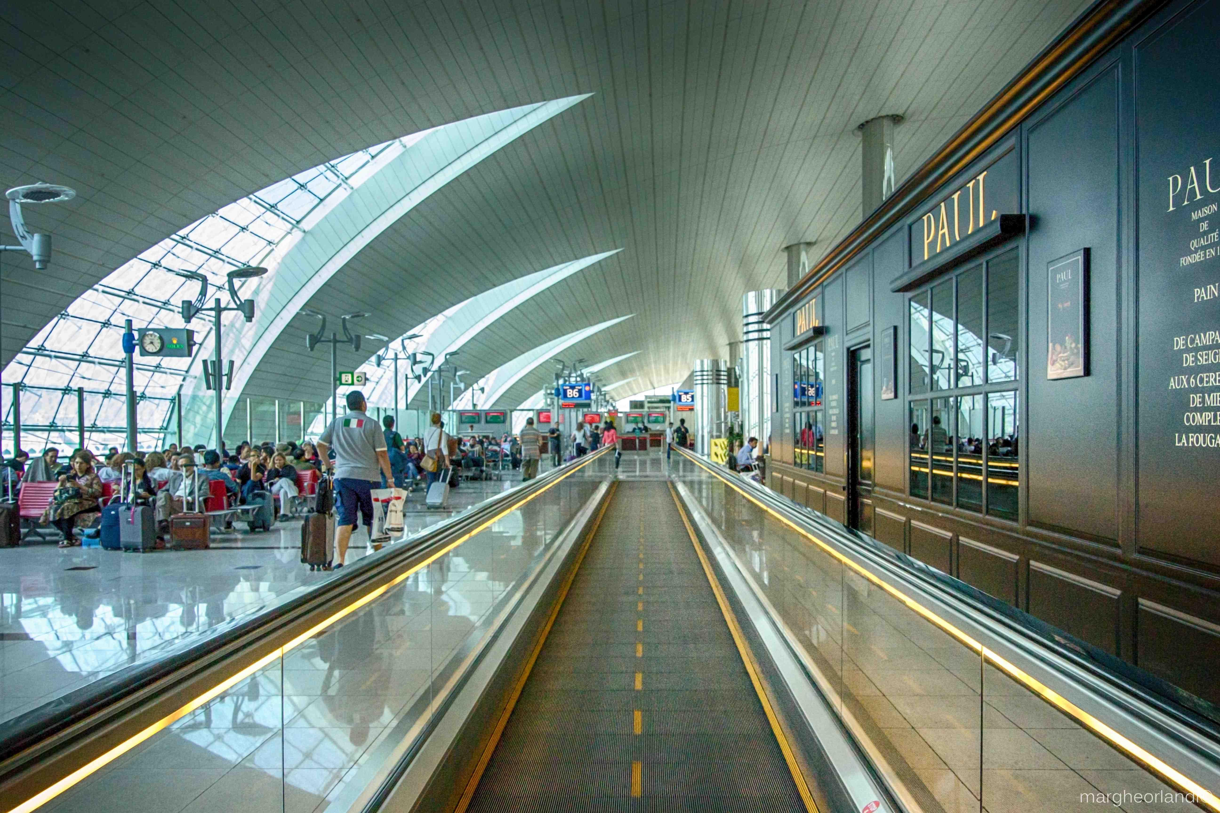 Dubai International Airport 2