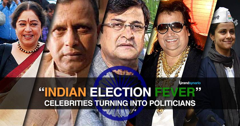 Election Fever Bollywood Celebs Turning Into Politicians