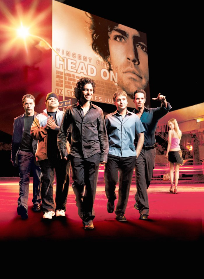 The TV show is being produced by the makers of the global hit Entourage
