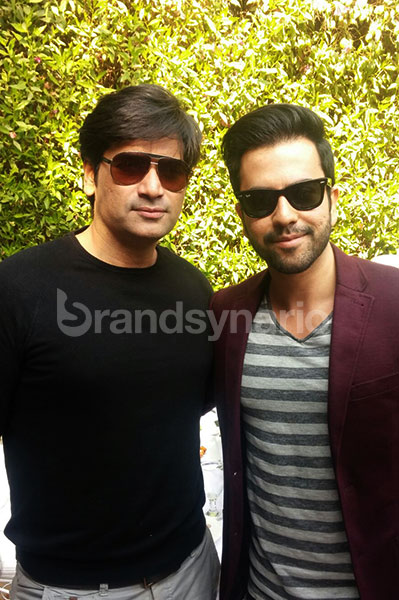 humayun Saeed and Junaid Khan at FPW'15 Brunch by Urdu1 (16)