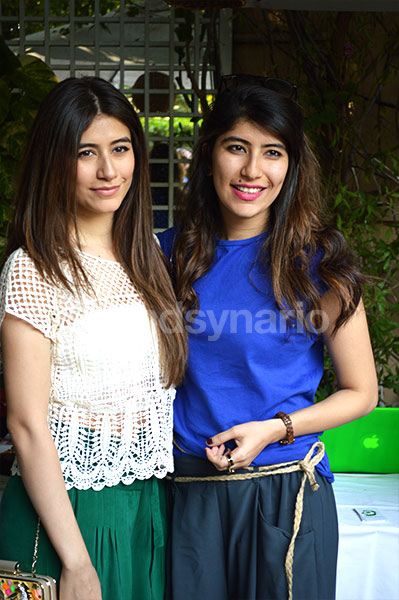 Syra Yousuf and Palwasha at FPW'15 Brunch by Urdu1 (4)