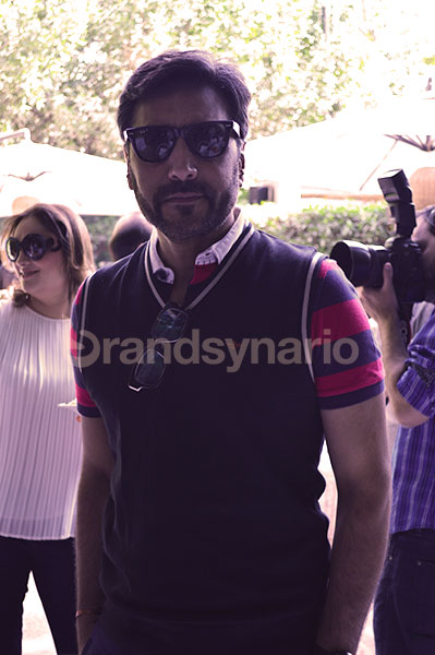 Ijaz Aslam at FPW'15 Brunch by Urdu1 (5)