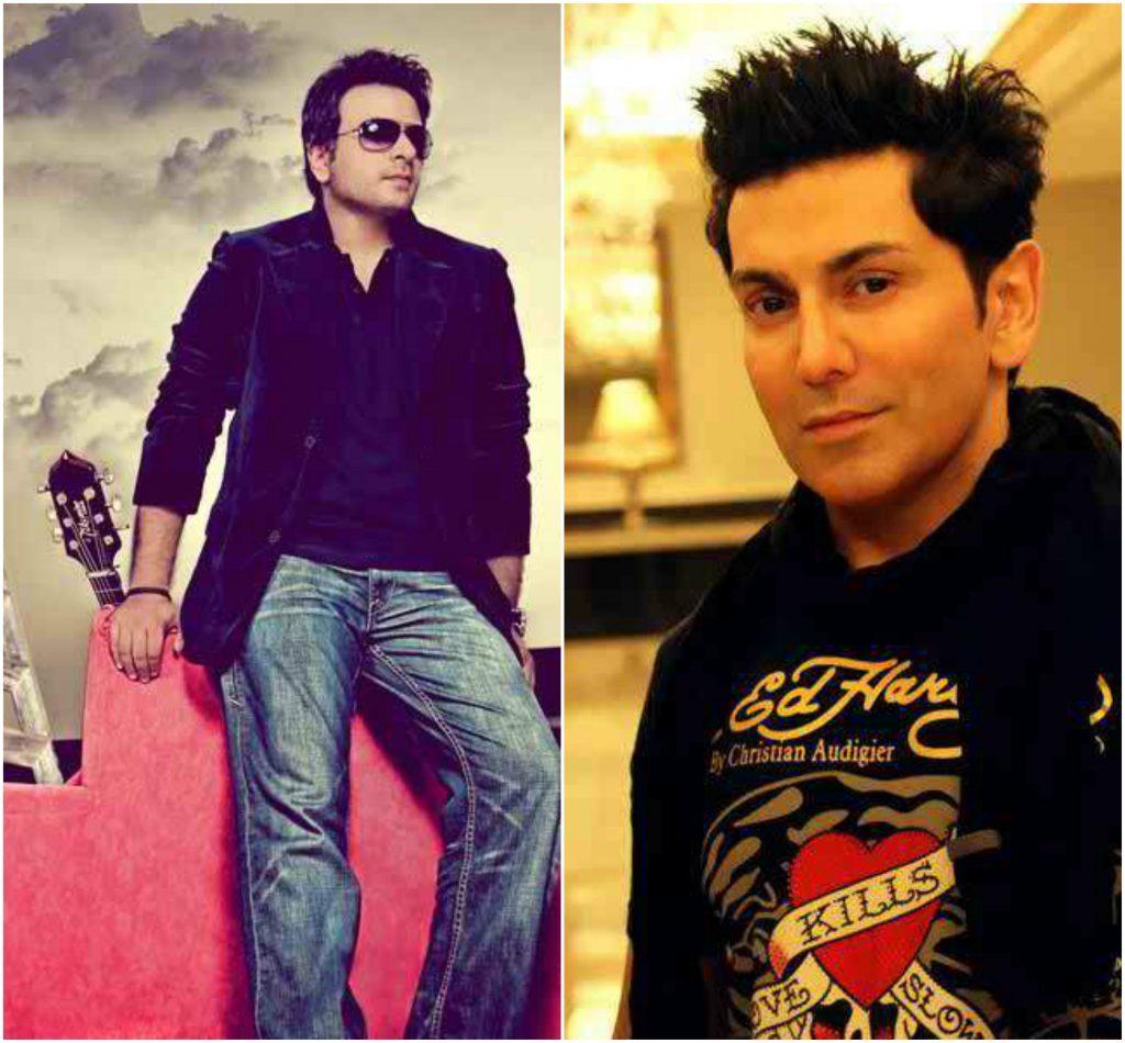 Faakhir and Shiraz Uppal