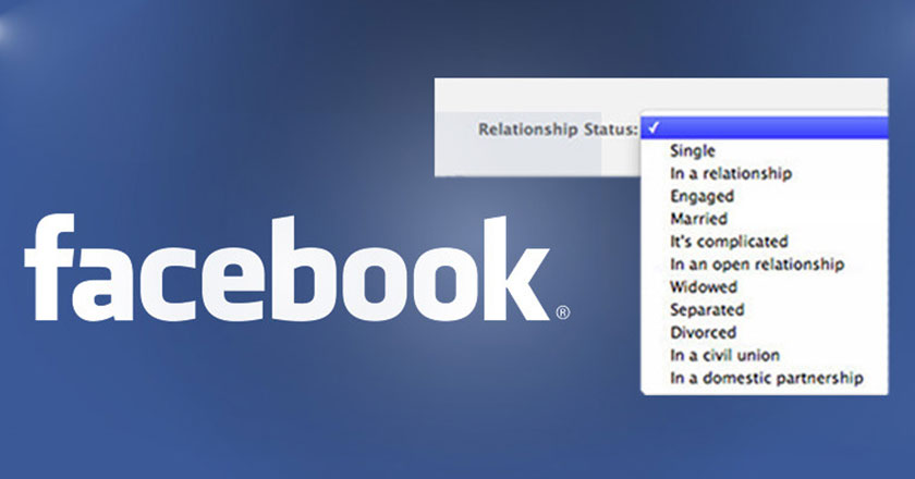 Facebook Can Predict Relationship Status Updates