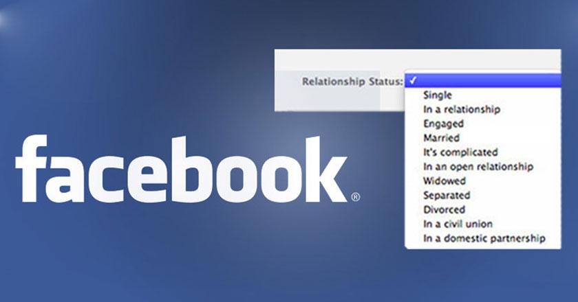 Facebook Can Predict Relationship Status Updates - Brandsynario