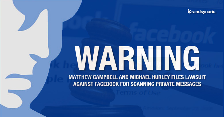 Facebook Faces Lawsuit for Stealing User Data