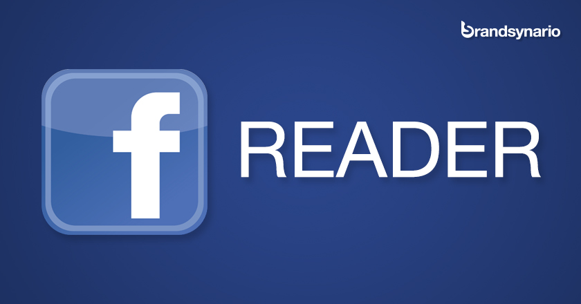 Facebook Reader App Paper to be launched by January 2014