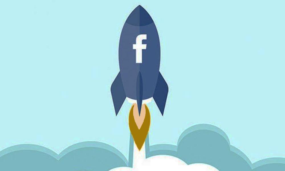 Facebook-Rocket