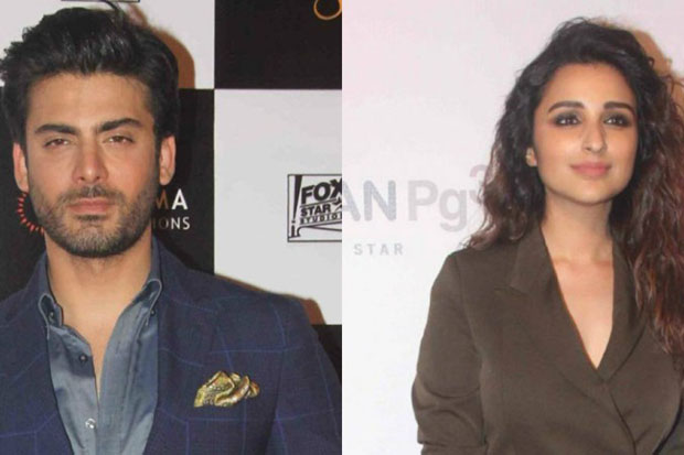 Fawad And Parneeti
