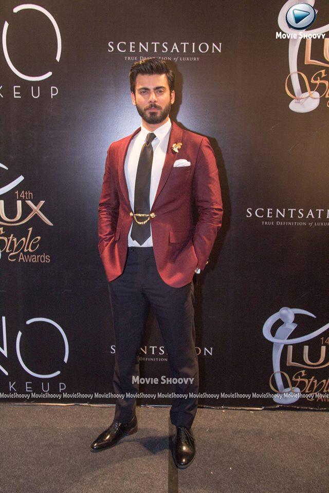 Fawad Khan LSA 2015