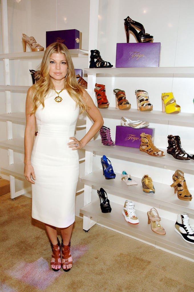 Fergie Fashion Line