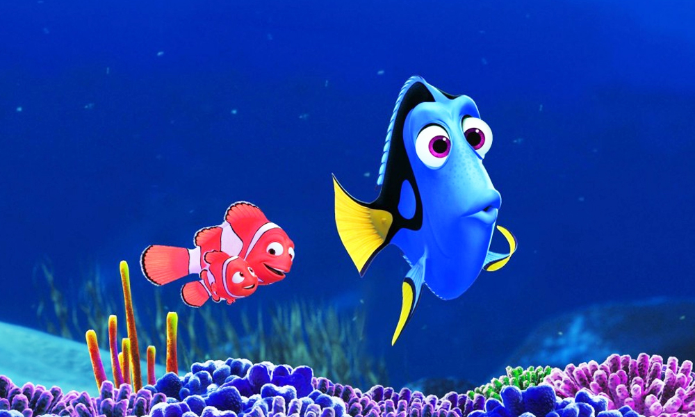 Findind-dory-trailer
