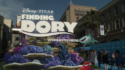 'Finding Dory' premieres in Los Angeles