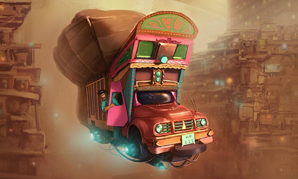 Flying-Truck