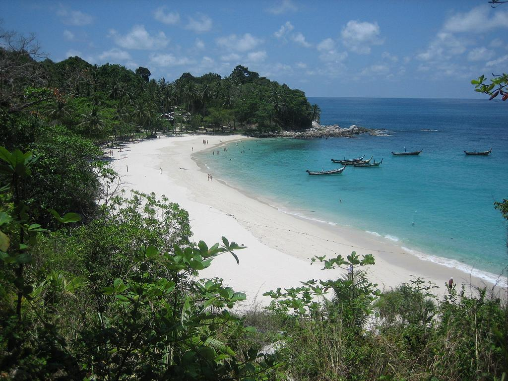 Freedom Beach Kathu Thailand