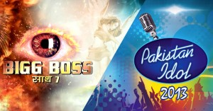 GEOs Pakistan Idol Beats ARYs BIGG BOSS