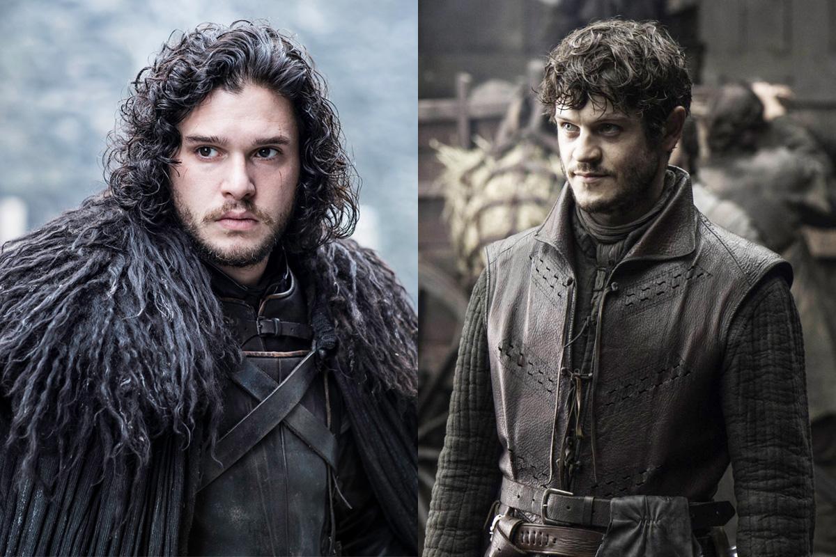 Game of thrones- Jon snow & Ramsay