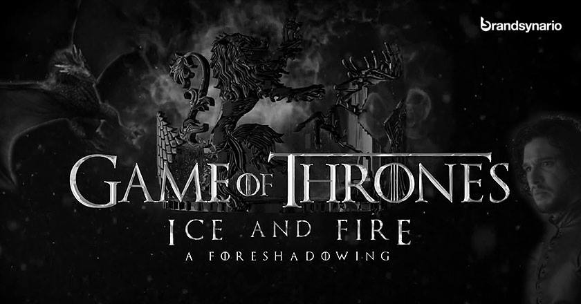 Game of Thrones Ice and Fire 15 minutes Foreshadowing Trailer