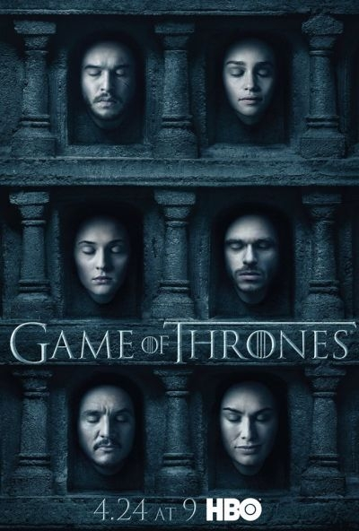 'Game of Thrones' season 6 poster