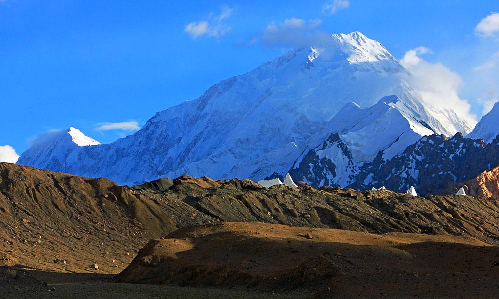 Gasherbrum-Glacier