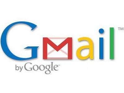 Gmail by Google Logo