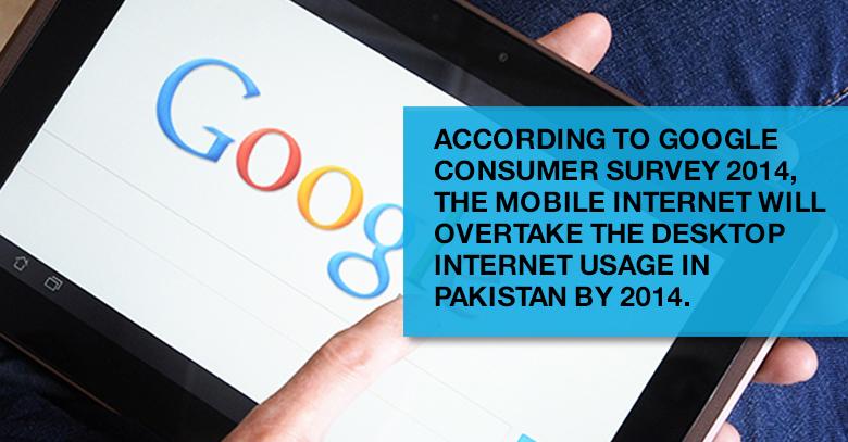 Google Discloses Pakistani Consumer Survey 2014