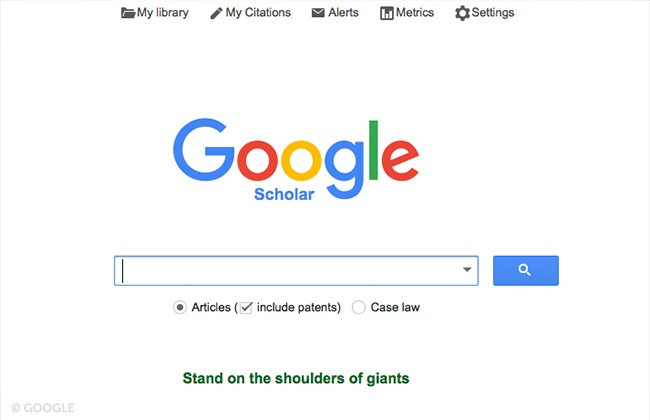 Google Scholar.Brandsynario