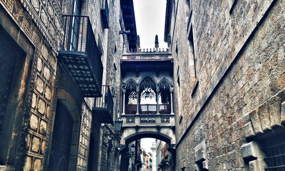 Gothic-Quarter,-Barcelona
