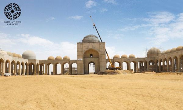 Grand-Jamia-Masjid-Karachi