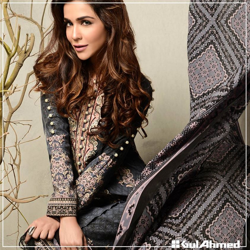 Gul Ahmed Winter Collection 2015 (25)