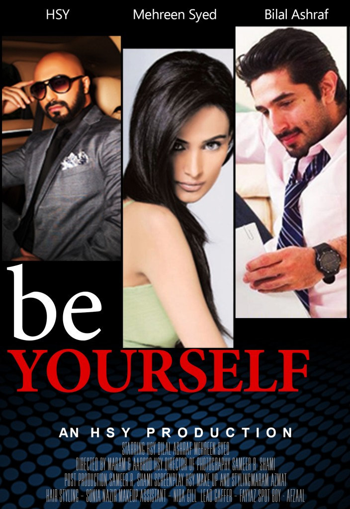 HSY-Be-Yourself