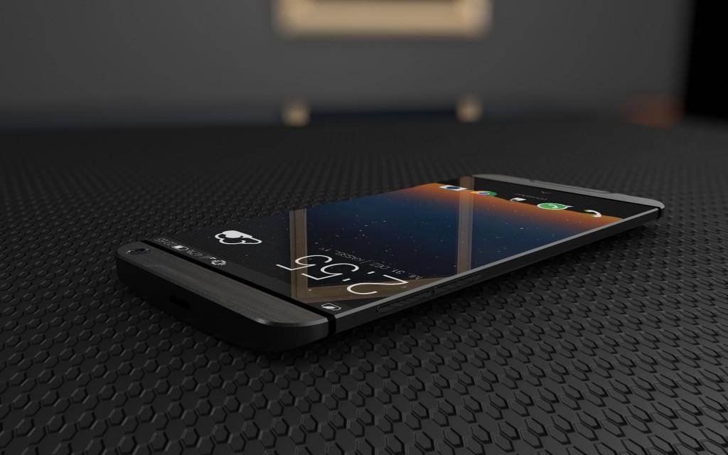 HTC M10.Brandsynario