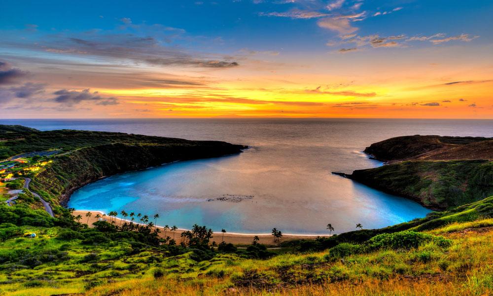Hanauma Bay Nature Preserve, Hawaii