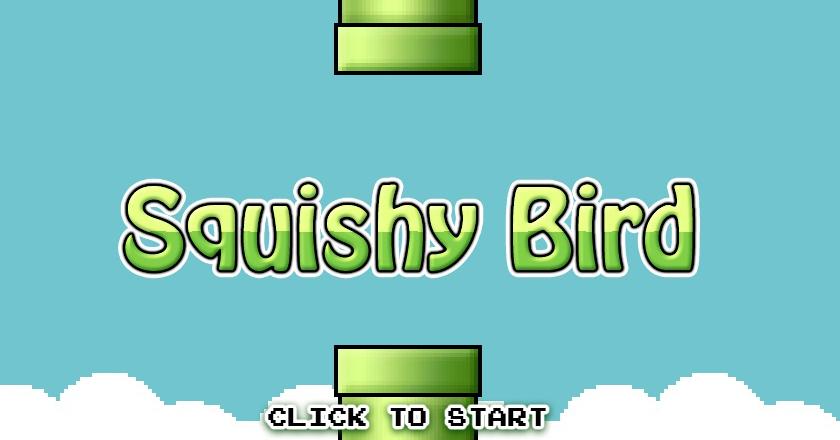 Hate Flappy Bird Play Squishy Bird and Take Revenge1