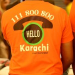 Hello Karachi & HUM TV event at Expo Centre