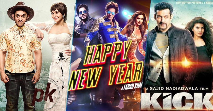 Highest Bollywood Earning Movies
