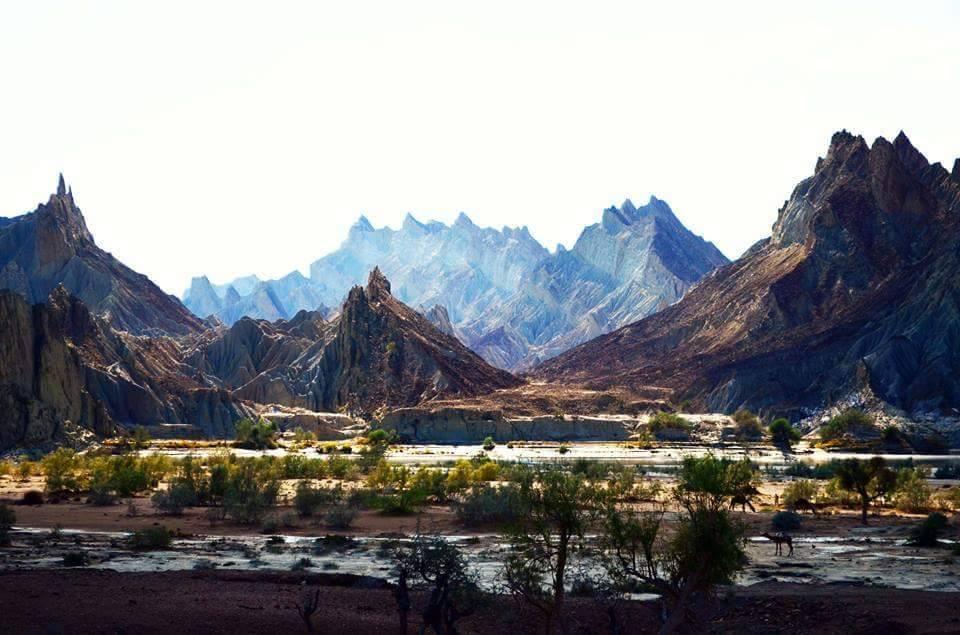 Hingol, Balochistan