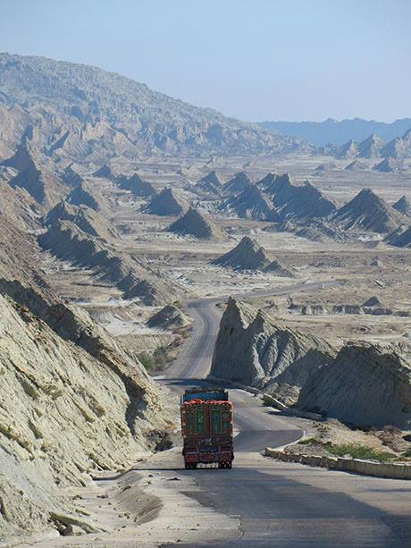 Hingol Highway