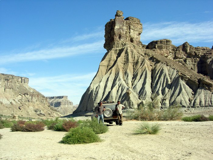 Gwadar District: Hingol National Park