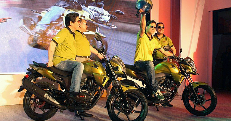 Honda CB Trigger Untames the Youth in India