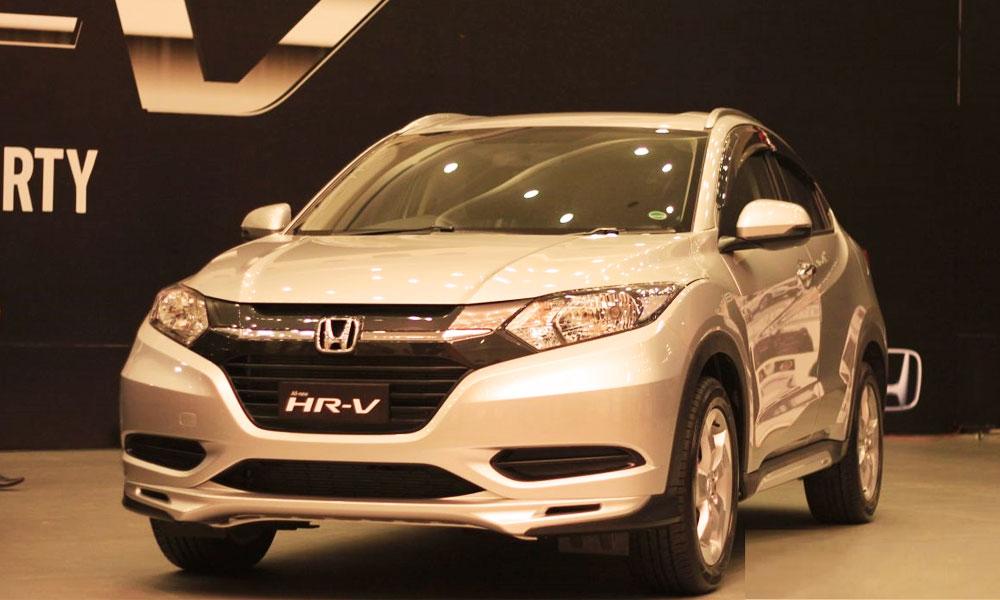 Honda Atlas Launches Honda Hr V 2016 In Pakistan Brandsynario