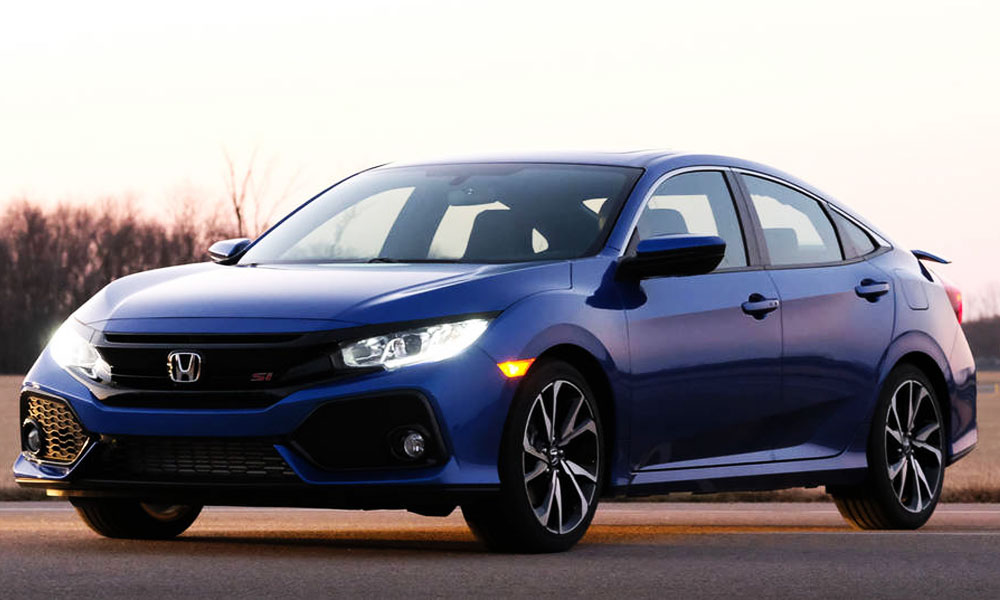 Honda Is Back And This Time, They Have Brought A Major Change To Their Civic!  The Auto Manufacturer Has Upgraded Its VTEC Engine With Its First Ever ...
