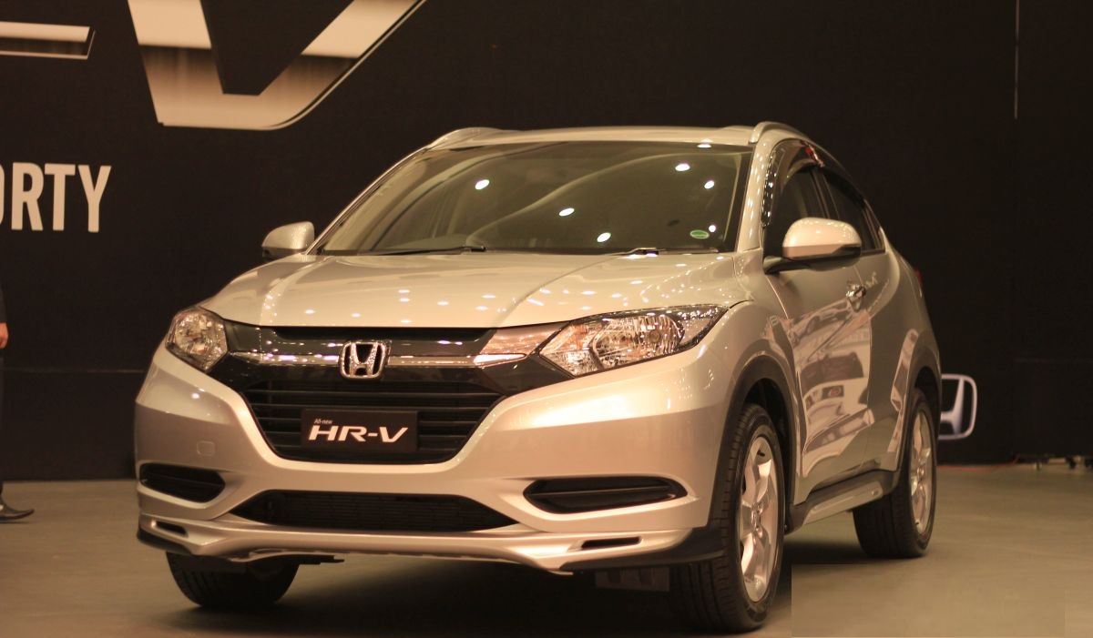 Honda HR-V.Brandsynario