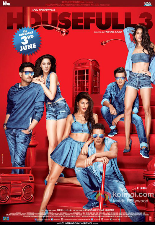 Houseful posters 3