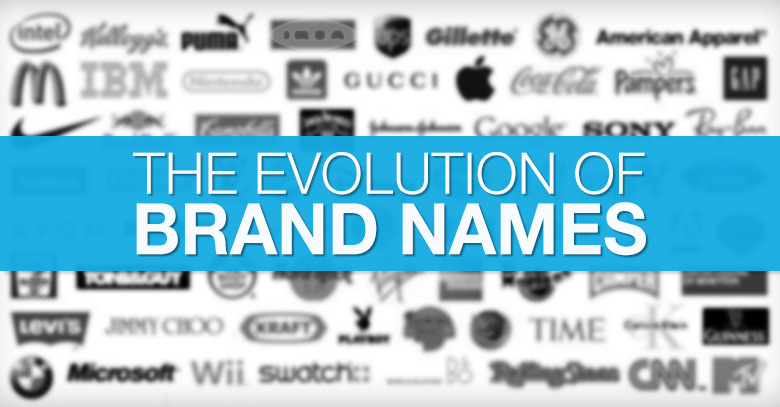 How Companies Decide Their Brand Names