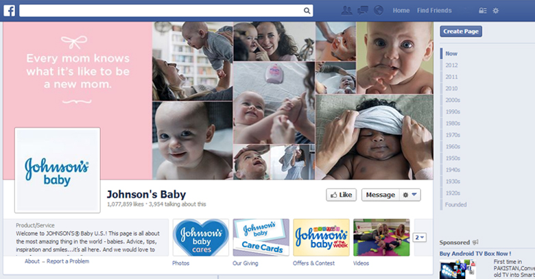 How Johnson & Johnson Is Using Social Media to Save Lives