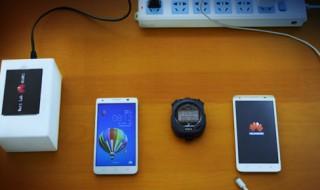 Huawei Charging.Brandsynario