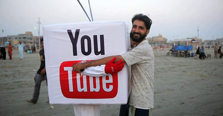 Hug YouTube to get it back in Pakistan