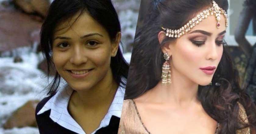 13 Pakistani Actresses With Amp Without Makeup Brandsynario