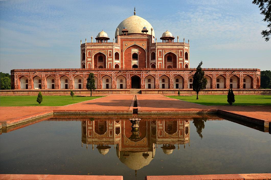Humayun's Tomb New Dehli India